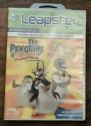 New Leap Frog Explorer The Penguins Of Madagascar Game Leap Pad Ultra Leapster