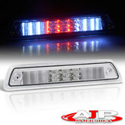 Chrome Led Replacement 3rd Brake Light Roof Cargo Lamp For 2009-2014 Ford F-150