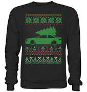 Glstkrrn 80 Coupe Ugly Christmas Sweater