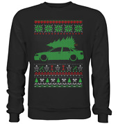 Glstkrrn A4 S4 B5 Limousine Ugly Christmas Sweater