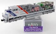 N Scale Emd Sd70ace W/dcc And Sound - Union Pacific The Spirit Kato 176-1943-ls