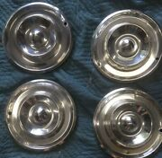 Vintage Dodge/plymouth/chrysler 50and039s Hub Cap Wheel Cover