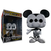 Mickey Mouse 90th Mickey Mouse Black And White Us 10 Pop Stylized Figure
