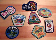 Girl Scout Fun Badge Patchlot 20170805lcookies Super Goal Achiever Patches