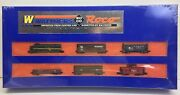 Walthers 625-515 Roco N Scale Freight Set No Track No Transformer