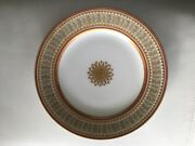 Imperial Russian Porcelain Factory Andlsquo S Plate From The Tsarandrsquos Babygon Service
