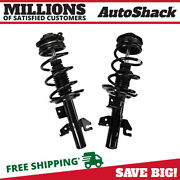 Front Complete Strut And Coil Spring Assembly Pair 2 For 2013-2016 Dodge Dart 2.4l