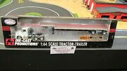 Dcp30847 Owner Operator Ih 9200 Semi Day Cab Truck And Step Deck Trailer 164/pl