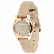 Marc By Marc Jacobs Womenand039s Henry Dinky Rose Gold Steel Watch Mbm1239