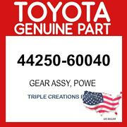 Toyota Genuine 4425060040 Gear Assy Power Steeringfor Rack And Pinion