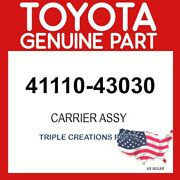 Toyota Genuine 4111043030 Carrier Assy, Differential, Rear 41110-43030