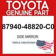 Toyota Genuine 8794048820c0 Mirror Assy Outer 87940-48820-c0