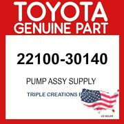 Toyota Genuine 2210030140 Pump Assy Injection Or Supply 22100-30140