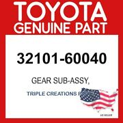 Toyota Genuine 3210160040 Gear Sub-assy Drive Plate And Ring 32101-60040