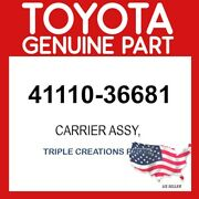 Toyota Genuine 4111036681 Carrier Assy, Differential, Rear 41110-36681