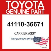 Toyota Genuine 4111036671 Carrier Assy, Differential, Rear 41110-36671