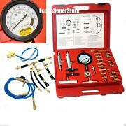 Master Fuel Injection Pump Pressure Test Kit Cise Cis Metric Sae Gm Ford Vw Bmw