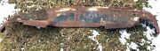 ++ Custom - Oem = 1950and039s Ford Front Bumper Stone Deflecter