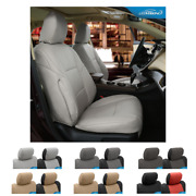 Seat Covers Premium Leatherette For Chevy Suburban Custom Fit