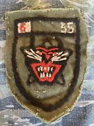 Theater Hand Made Vietnam Special Forces Macv Sog Lldb Arvn Tiger Force Patch