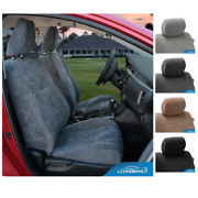Seat Covers Suede For Honda Civic Coverking Custom Fit