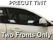 Carbon Film Two Front Windows Precut Tint Only For Chrysler