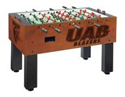 Logo Foosball Table By The Holland Bar Stool Co.
