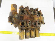 Pilot Operated Proportional Directional Hydraulic Control Valve 5000psi 125gpm