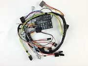 1958 Chevrolet Dash Harness With Fuse Box And 58 Chevy Parts Catalog