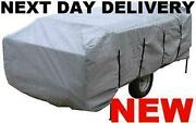 883012 Kampa Pullman Cruiser Stirling Continental Trailer Tent Universal Cover