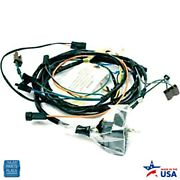 1970 Nova Engine Harness V8 396 Ci With Th400 Automatic Trans And Console Gauges