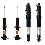 Front Struts And Rear Shocks Monroe Kit For Escalade Esv W/ Electronic Suspension
