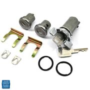 1970 Cutlass 442 Door And Ignition Sets Concours Olds 442 K Key Kit