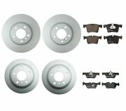 Genuine Front And Rear Brake Kit Disc Rotors And Pads For Bmw F30 330e 2016-2018