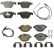 Genuine Front And Rear Brake Kit Pads And Sensors For Bmw F10 528i Performancebrakes