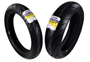 Michelin Road 2 120/70zr17 Front 180/55zr17 Rear Motorcycle Radial Tires Set