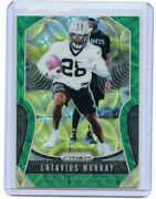 2019 Panini Prizm 188 Latavius Murray Green Scope Prizm 53/75 Saints 111519