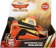 Disney Planes Fire And Rescue Smoke Jumpers Avalanche Vehicle