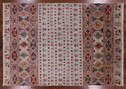 6and039 4 X 9and039 1 Tribal Gabbeh Hand Knotted Rug - Q3318