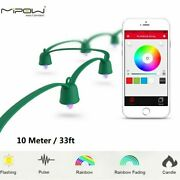 Mipow Playbulb 10m Smart Christmas Led String Outdoor Xmas Decorations
