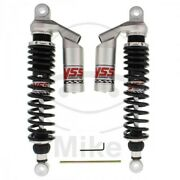 Pair Shock Absorbers Rear Adjustable Yss Triumph Bonneville 865 Efi 2011
