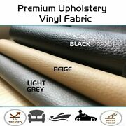 Faux Leather Fabric Restoration And Replace Used For Furniture/upholstery Projects