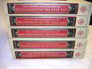 The Oxford Encyclopedia Of Archaeology In The Near East Set, Vols. 1-5 1997