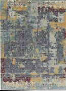 Transitional Kendale Collection Rug 9and039 X 11and039-9