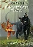Barbieri Fantasy Cats Oracle, Cards By Barbieri, Paolo, Brand New, Free Shipp...