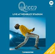 Deagostini Queen Live At Wembley Stadium Lp Record Collection No.19 New