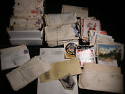 1943 - 1953 Large Collection Letters To Wwii Spars Coast Guard Woman And Ephemera