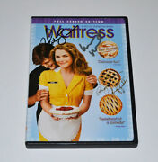 Waitress Dvd Signed Andy Griffith, Nathan Fillion And Keri Russell Autographed