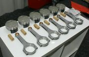 Italianrp Connecting Rods And Pistons Kit For Jeep Wrangler 3.6l V6