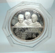 1993 United States Apollo 11 Moon Nasa Proof Armstrong Astronauts Medal I80297